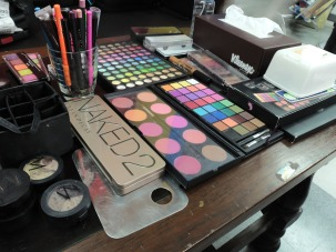 sands make up artist MUA Bali