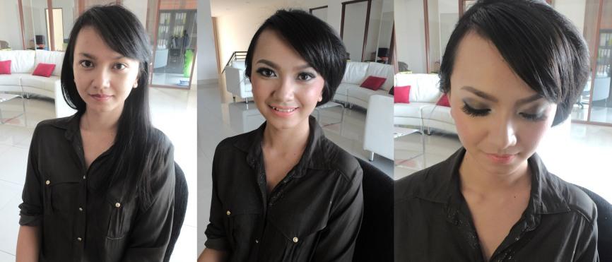 sands makeup artist for a pre wedding session