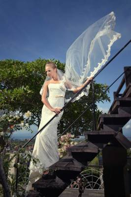 model makeup artist commercial advertisement bali cultural park