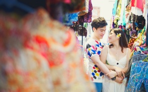 sands make up artist bridal pre wedding fashion photo event bali indonesia china
